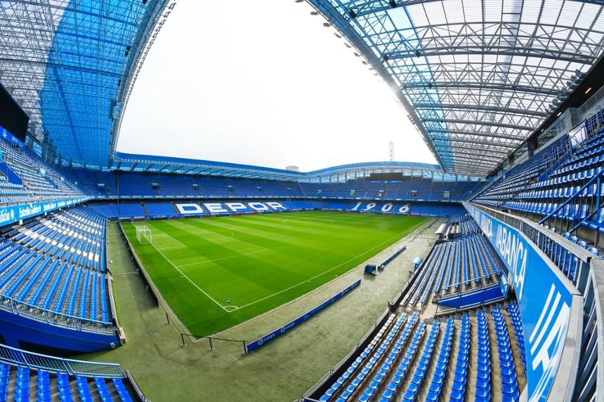 Estadio de Riazor / Ayuntamiento de A Coruña